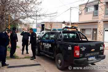 Asalto feroz en Guadalupe - El Litoral