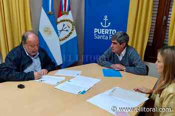 El Puerto de Santa Fe firmó un convenio de cooperación con UTN Santa Fe - El Litoral