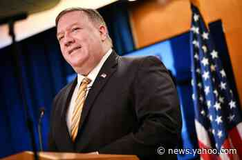 Pompeo warns Taliban against attacking Americans