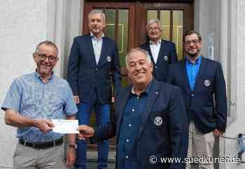 Waldshut-Tiengen: Auch ohne das Kinder für Kinder-Benefizkonzert spendet der Kiwanis-Club Waldshut-Tiengen 1500 Euro - SÜDKURIER Online