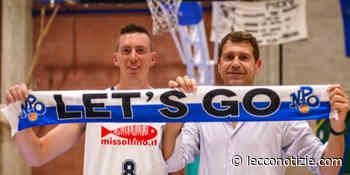 Basket Serie B. Colpaccio Olginate, triennale per Andrea Negri - Lecco Notizie - Lecco Notizie