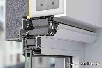 Neuer Aufsatzlüfter für Aluminiumfenster von Schüco