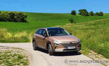 Hyundai Nexo: Entspannt auf lange Tour - Autogazette