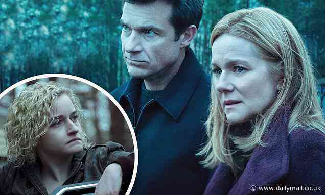 Jason Bateman drama Ozark to END after fourth Netflix season - Daily Mail