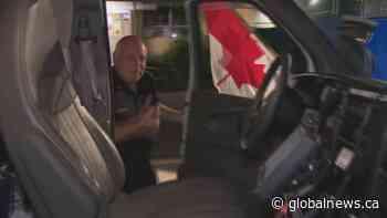 Long-time B.C. paramedic serves his last shift