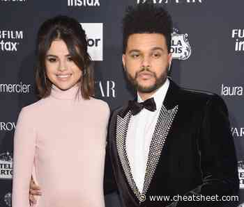 Selena Gomez's Most Popular Songs About The Weeknd - Showbiz Cheat Sheet