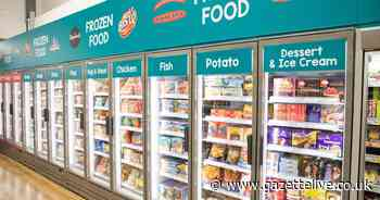 Poundland shoppers can pick up frozen and chilled food for first time at Teesside store - Teesside Live
