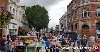 Nuneaton Food Festival falls victim to Covid-19 pandemic - Coventry Telegraph