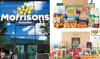 Morrisons make a big change to its food box delivery service - what you must know - Express