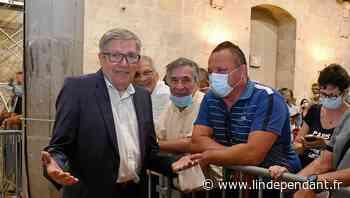 REPLAY - Municipales-2020 - Didier Mouly réélu maire de Narbonne - L'Indépendant