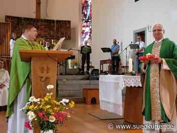 Albbruck: Pfarrer Hans-Joachim Greulich wird feierlich verabschiedet - SÜDKURIER Online