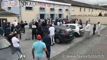 La communauté musulmane de Wingles et environs se mobilise pour garder son lieu de prière - La Voix du Nord