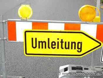 Ortsdurchfahrt in Borchen-Dörenhagen wird saniert - Radio Hochstift