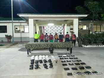 Envían a la cárcel a encargados de laboratorio de coca en Chimichagua - ElPilón.com.co