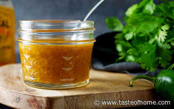 How to Make Copycat Honey Chipotle Vinaigrette