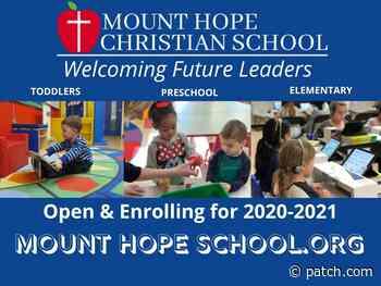 Mount Hope Christian School is Open - Patch.com