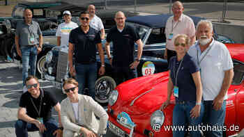 13. AUTOHAUS Santander Classic-Rallye: Ein Dank an die treuen Partner - Autohaus