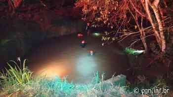 Homem de 64 anos morre afogado em rio na Comunidade Valinhos, em Luiziana - CGN