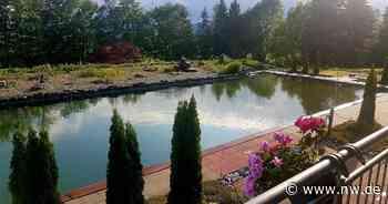 Das Naturbad in Warburg-Menne ist geöffnet - Neue Westfälische