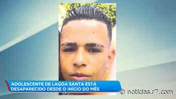Adolescente desaparece após discussão em Lagoa Santa (MG) - R7