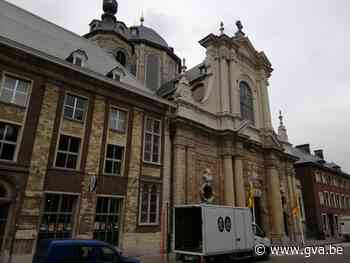 Mannen gedragen zich verdacht rond offerblok - Gazet van Antwerpen