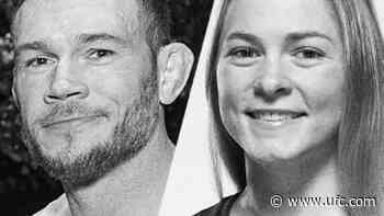 Unfiltered: Forrest Griffin and Kay Hansen - The Official Website of the Ultimate Fighting Championship