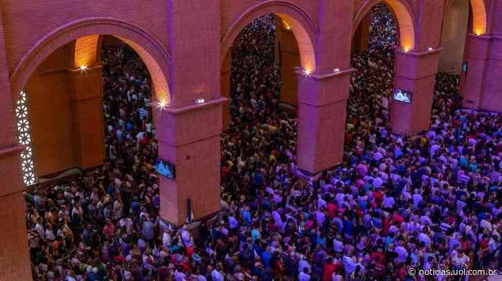 Aparecida autoriza reabertura gradual do Santuário Nacional em 28 de julho - UOL Notícias