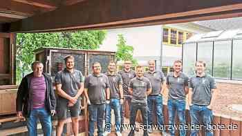 Schramberg - Jungen Hasenzüchtern gelingt ein großer Wurf - Schwarzwälder Bote