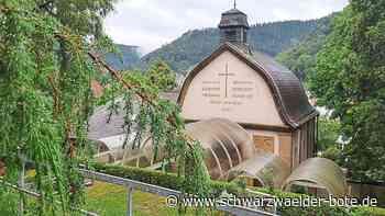 Schramberg - Neue Friedhofsordnung auf dem Weg - Schwarzwälder Bote