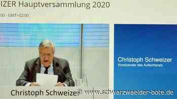 Schramberg - Schweizer: China als Tor zum globalen Leiterplattenmarkt - Schwarzwälder Bote
