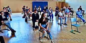 47 Schüler haben an der Gemeinschaftsschule Kirkel ihren Abschluss gemacht - Saarbrücker Zeitung