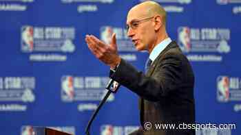 NBA commissioner Adam Silver says he will go in and out of bubble environment in Orlando once season restarts