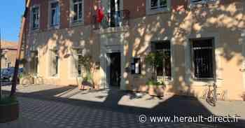Florensac - L'accès de la Mairie désormais adapté aux personnes à mobilité réduites ! - Hérault-Direct