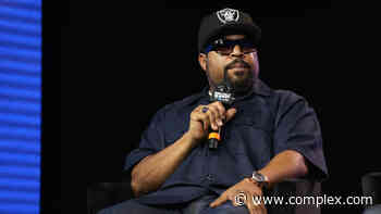 Ice Cube Calls Out 'The Daily Beast' Reporter for Claiming He Assaulted a Rabbi: 'Get Your Facts Straight' - Complex
