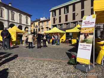 Trecate: sabato nuovo appuntamento con l'Agrimercato - Ticino Notizie