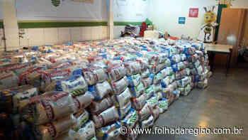 Kit merenda começa a ser distribuído nesta quarta em Andradina - Folha da Região