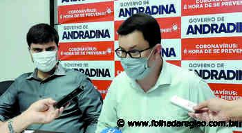 Andradina reduz horário do comércio e decreta toque de recolher às 22h - Folha da Região