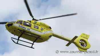 Un adolescent grièvement blessé à Gouvieux - Courrier Picard