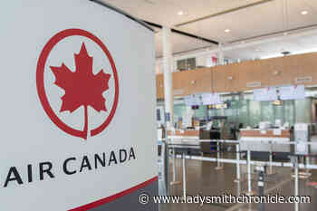 Air Canada cutting 30 domestic routes, closing stations at eight airports - Ladysmith Chronicle