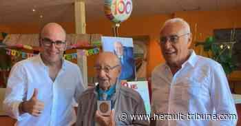 FLORENSAC - Un nouvel habitant centenaire - Hérault-Tribune