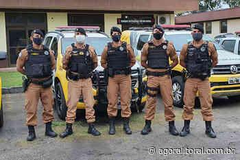Matinhos e Pontal do Paraná contarão com o suporte de nova equipe da Rotam - Agora Litoral
