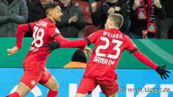 Bellarabi leitet die Wende ein - Leverkusen im Halbfinale - kicker