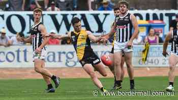 Albury star Brayden O'Hara says teammate convinced him to join Wagga Tigers - The Border Mail