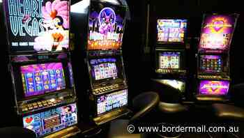 Pokies gambling on the rise again in Albury after restrictions eased - The Border Mail