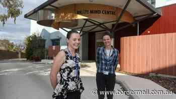 Albury Wodonga Health launch dedicated 24/7 mental health triage service - The Border Mail