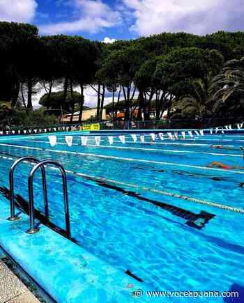 Mercoledì riapre la piscina di Marina di Carrara: ecco le regole per accedere - La Voce Apuana