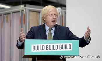 ALEX BRUMMER: Boris battles for Britain
