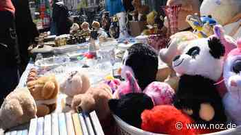 So starten die Flohmärkte in Delmenhorst verzögert in die Saison - noz.de - Neue Osnabrücker Zeitung