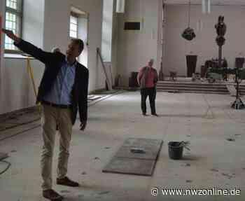 Restaurierung: Umbau der Stadtkirche schreitet voran - Nordwest-Zeitung