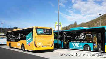 ÖPNV-Änderung ab Mitte 2022: Kreis übernimmt den Busverkehr in Idar-Oberstein - Rhein-Zeitung